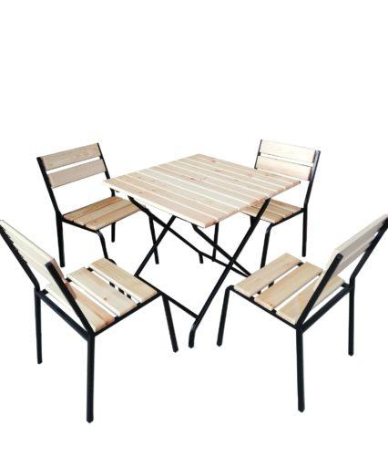 Набор мебели «Фьюжн» с раскладным столом
