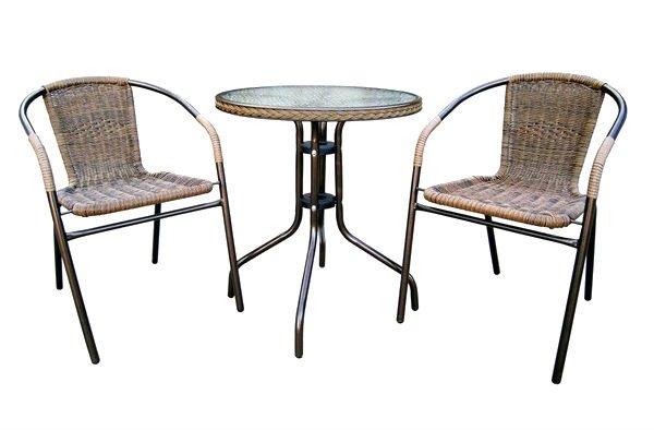 Набор мебели «Марсель-мини» с оплеткой