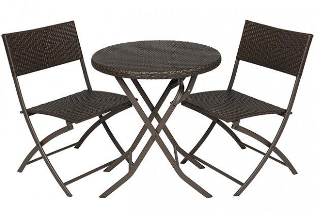 Набор мебели «Романтика» круглый стол