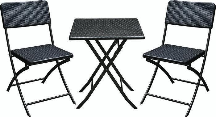 Набор мебели «Романтика» квадратный стол