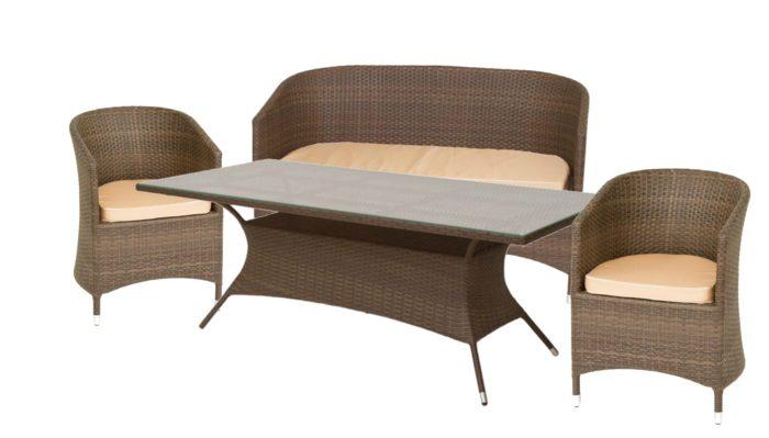 Набор мебели «Верона» прямоугольный стол