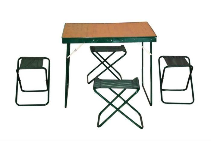 Набор складной мебели «Пикник»