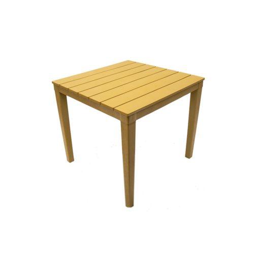 Стол пластиковый «Прованс» квадратный