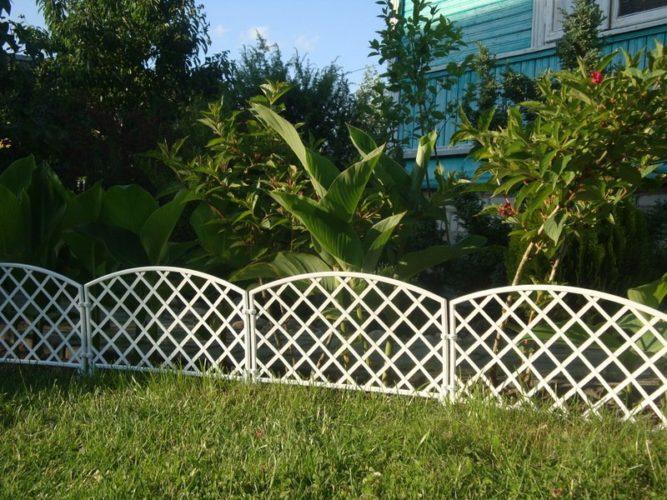 Забор декоративный «Романтика»