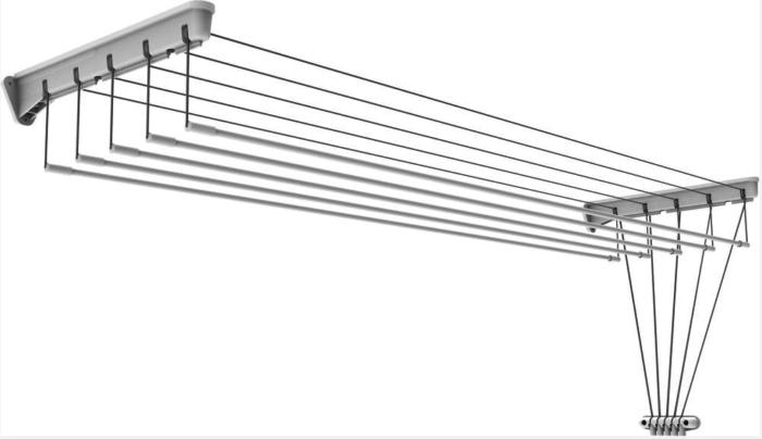Сушилка для белья настенная СНП 1.4 м