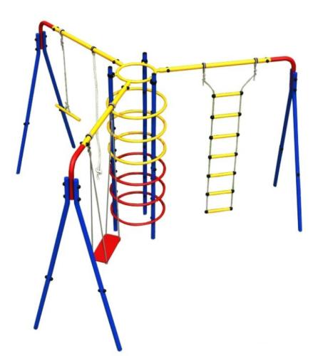 Детский игровой комплекс «Циркус»