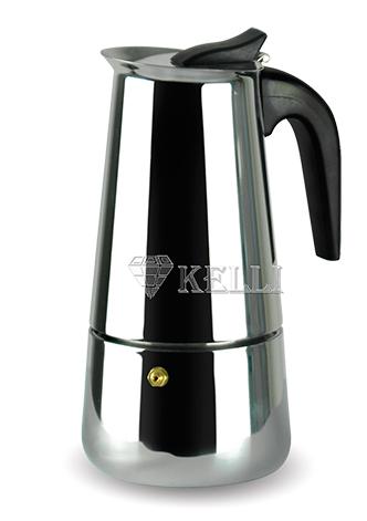 Кофеварка гейзерная Kelli KL-3017