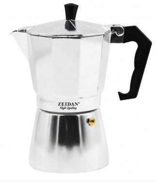 Кофеварка гейзерная Zeidan Z-4198