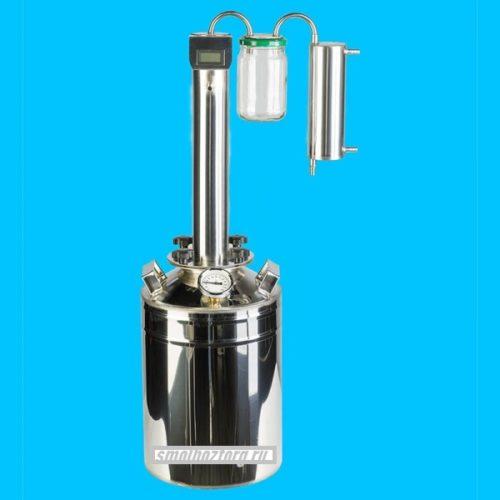 Дистиллятор ЦФБЭл с электронным цифровым термометром 50 литров