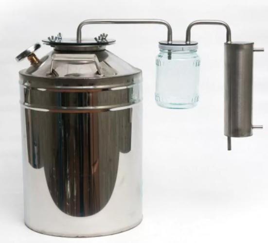 Дистиллятор БТФ с банкой-сухопарником 50 литров