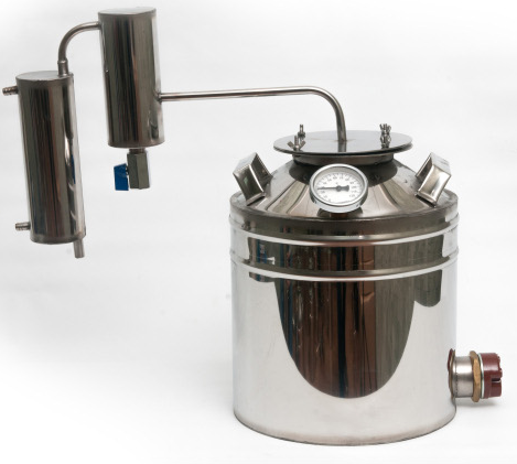 Дистиллятор ОТФ с ТЭНом 13 литров