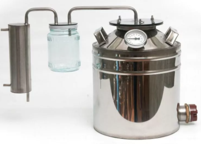 Дистиллятор БТФ с ТЭНом 13 литров