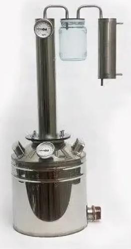 Дистиллятор ЦФБ с ТЭНом 13 литров