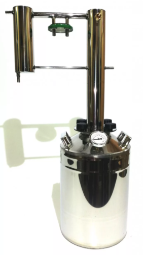 Дистиллятор ЦФБУ с банкой-сухопарником 35 литров