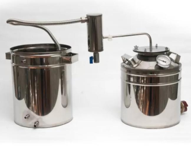 Дистиллятор ДТФ дачный с ТЭНом 13 литров