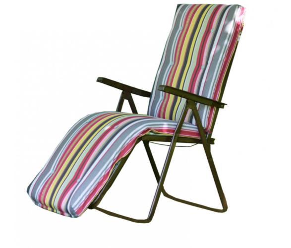 Кресло-шезлонг «Альберто 2» (тафтинг)