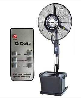 Вентилятор DELTA DL-024Н-RC с пультом напольный