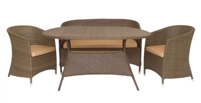 Набор мебели «Верона» овальный стол