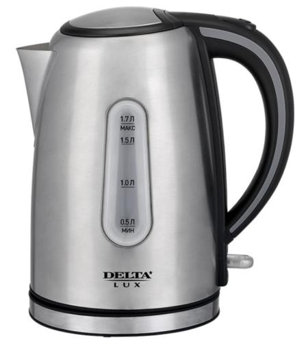 Чайник Delta DЕ-1000 lux