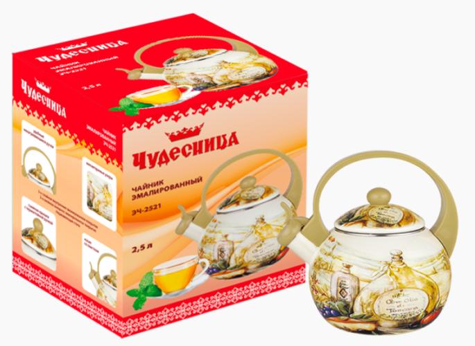 Чайник Чудесница ЭЧ-2521