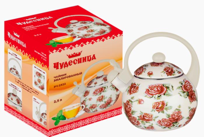 Чайник Чудесница ЭЧ-2522