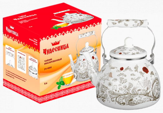 Чайник Чудесница ЭЧ-4008