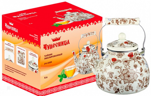 Чайник Чудесница ЭЧ-4009