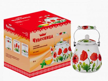 Чайник Чудесница ЭЧ-5001