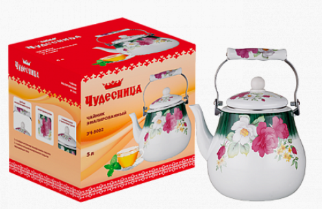 Чайник Чудесница ЭЧ-5002