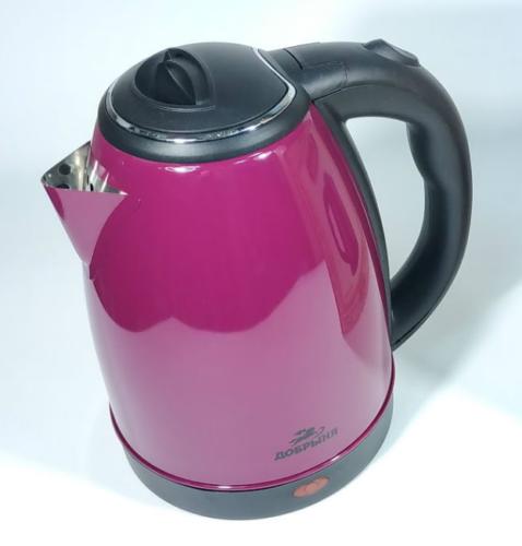 Чайник Добрыня DO-1224Р