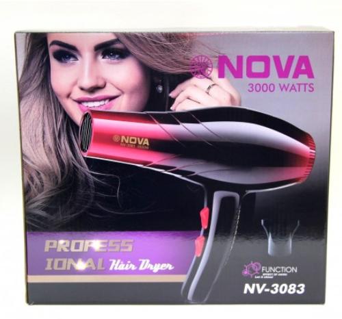Фен NOVA NV-3083 PROFESSIONAL