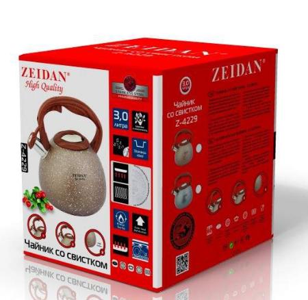 Чайник Zeidan Z-4229