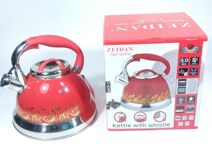 Чайник Zeidan Z-4249