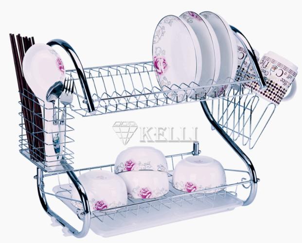 Сушка для посуды Kelli KL-020