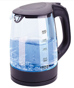 Чайник Delta lux DL-1058B