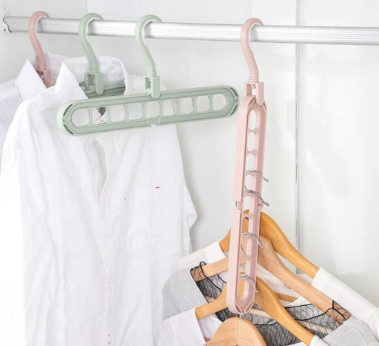 Вешалка многофункциональная для одежды MO-2537