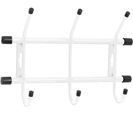 Вешалка НИКА настенная ВН 3 Белый