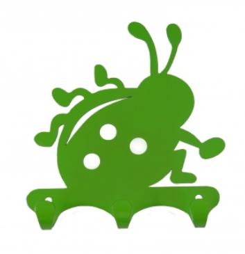 Вешалка ЗМИ листовая ВН305 Зеленый Букаш