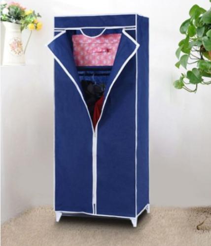 Тканевый шкаф-HCX-6088 WARDROBE
