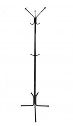 Вешалка ЗМИ стойка напольная ВНП338 Ч Луч 3