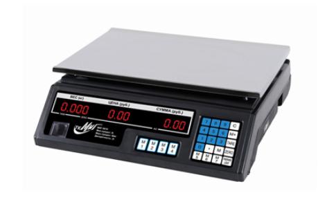 Весы торговые МИГ 8010