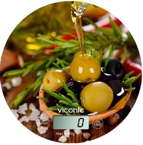 Весы Viconte VC-520-01