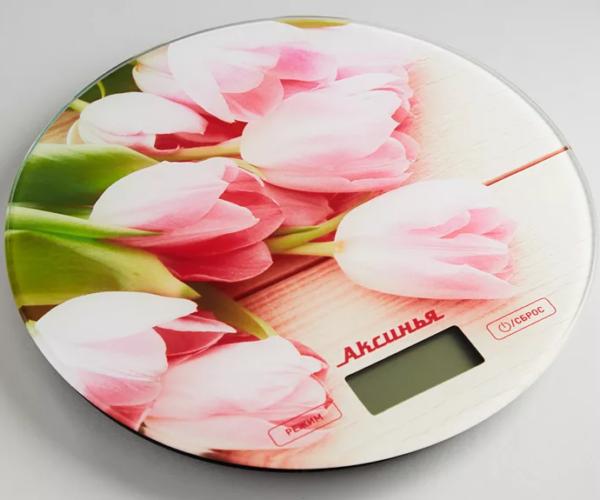 Весы Аксинья КС-6503