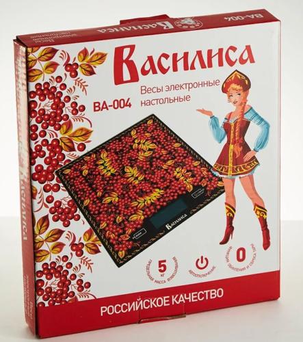 Весы Василиса ВА-004