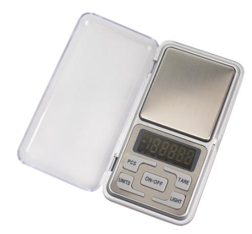Весы портативные МИГ 8007