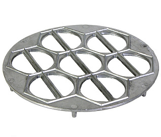 Форма для вареников алюминий 884227