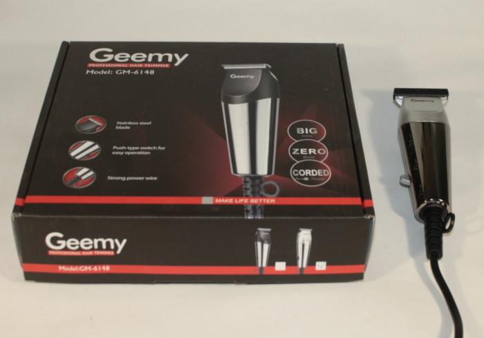 Машинка для стрижки Geemy GM-6148
