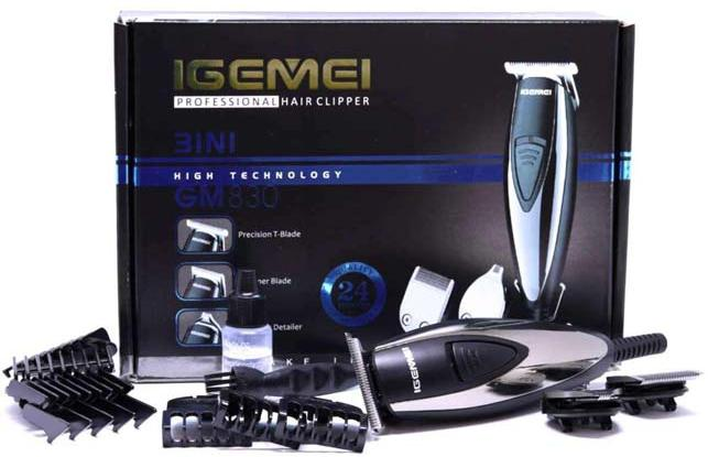 Машинка для стрижки Gemei GM-830