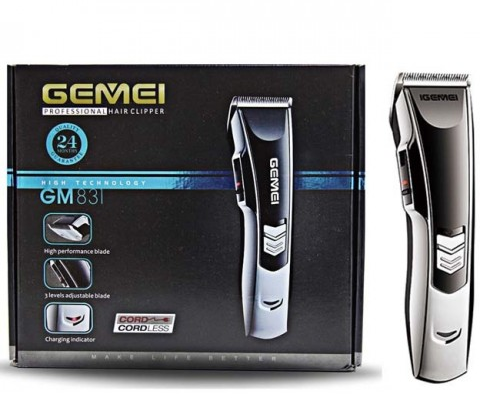 Машинка для стрижки Gemei GM-831