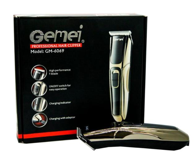 Машинка для стрижки Gemei pro GM-6069